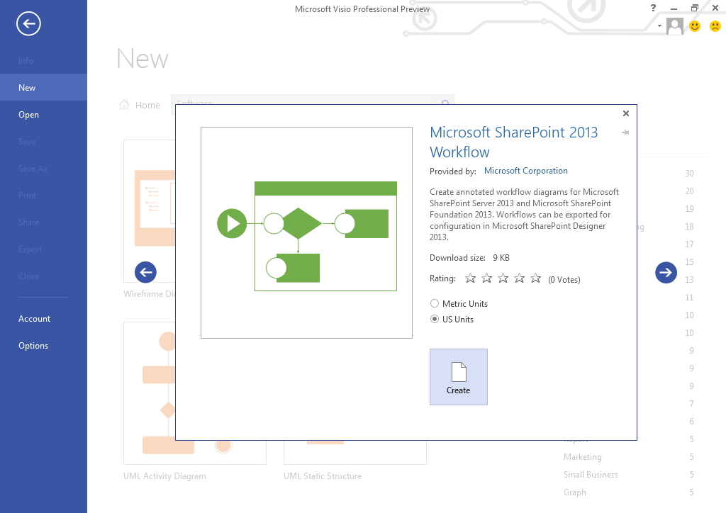 SharePoint Visio Workflows