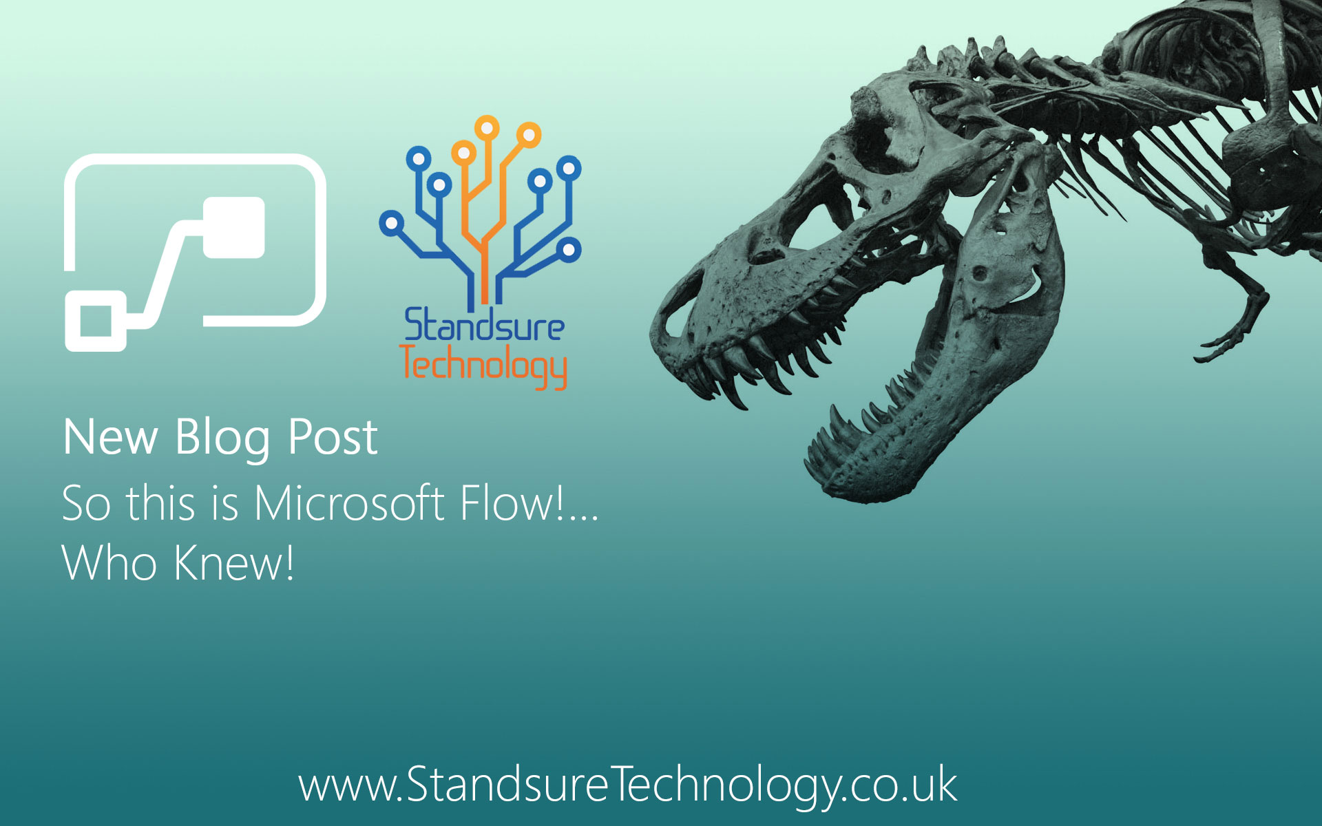 so this is microsoft flow! who knew – standsure technology